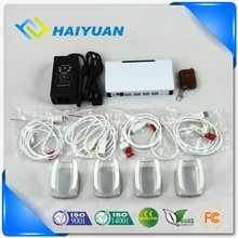 Security display alarm system for tablet pc and cell phone