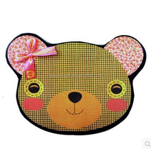 Classical bear shape recycle chocolate gift box pretty packaging box