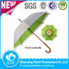 Fruit Printing Umbrella Fabric Umbrella Type New Products 2015