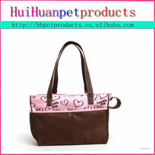 Fashion travel airline pet dog carrier