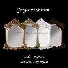 vintage lindo espanhola revival buffet espelho w esculpidas ornamentado aparador mobiliário antigo espelho