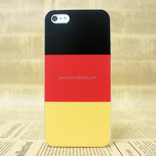 multi choices hard plastic Case national flags Cell Phone Shell Case Back Cover for iphone