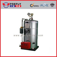 LSS 30kg/h 50kg/h 100kg/h gas boiler china & gas fired steam boiler