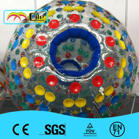 CILE 2015 The most popular Newest design inflatable bubble Zorb ball for sale