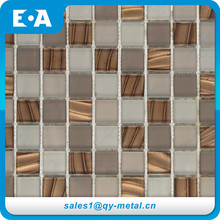 Building Materials Name Company Halls Mosaic Fashion Bathroom Glass Tile