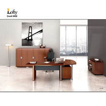 Simple manager office table design with low price