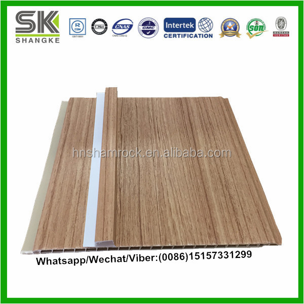 pvc wall panel for interior decoration(factory)