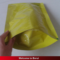 customed print laminated heat seal plastic bechamel spice packaging bags