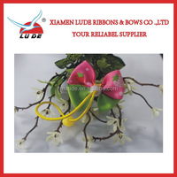 colorful wholesale hair accessory for girls packing