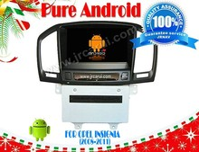 FOR OPEL INSIGINA(2008-2011) Android 4.4 head device,Multimedia ,3G,wifi,support back up camera