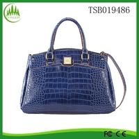 Best product New Design Womens Sequins Women Blue Shop Bag