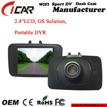 """ROSH Certificate Available 2.4""""LCD, GS Solution, Portable DVR"""