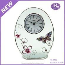 HX-6397 Hot Unique Antique Desktop Clock,Table Clock,Digital Desktop Clock