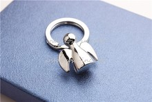 Free mold angel keychain latest gift items