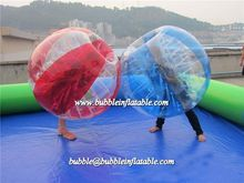 good price soccer bubble ball.inflatable carzy bubble ball made in China