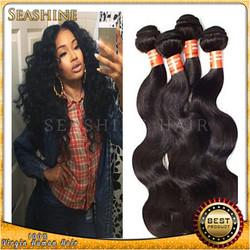 2015 Factory Direct Wholesale Nice Look 8A+Top Grade Brazilian Body Wave 100 Human Hair