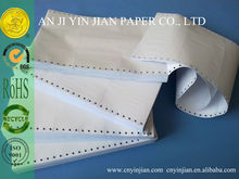 High quality 100% no carbon continuous printing paper