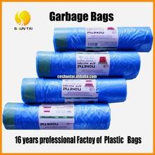 large volume household drawstring garbage bag