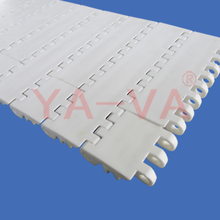 New modular belt for conveyor system pitch 50.8mm for food industry