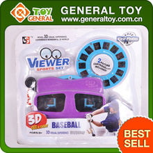4 Style Two Disk 3D Viewer,3D Stereo Viewer