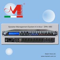 Professional Digital Speaker Processor DPA-480