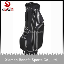 High quality factory price new golf bags with wheels