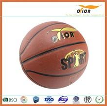 high quality Custom Printed PU basketball