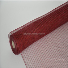 Party deco mesh for decoration and flower wrap