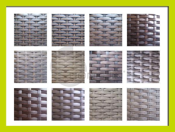 China Garden Rattan Furniture Sofa Sets