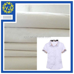 white polycotton fabric t shirt roll fabric wholesale