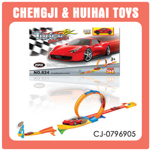Cheap die cast baby toy mini slot car for sale