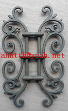 cheap new design ornaments cast iron decorative gate fence stair parts