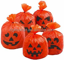 Halloween Big Bag Of Pumpkins Hanging Pumpkin Bags Halloween Party Decoration