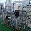 Kyro-4000l / h filtro de purificación de agua con lámparas uv para tratamiento de agua potable