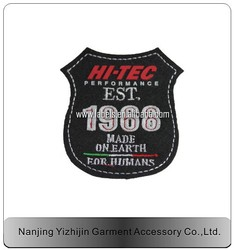 factory direct sale custom logo embroidery patch