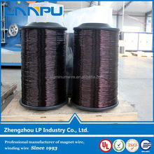 Safe and Reliable enameled aluminim wire