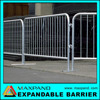 Hot Sale Portable Galvanized Barrier for Crowd Control