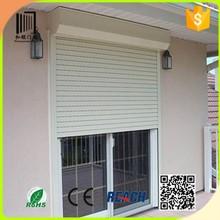 exterior aluminum roller shutter/automatic ventilation aluminum window shutter