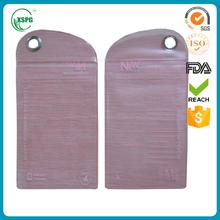 Custom printed waterproof pvc phone case