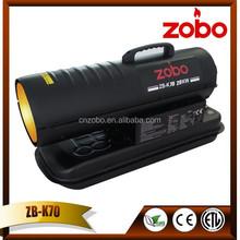 70,000 btu 240v Electric Mini Fan Heater