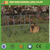 6pcs Large Heavy Duty Cage Pet Dog Cat Barrier Fence Exercise Metal Play Pen Kennel