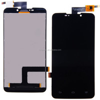 Replacement mobile phone LCD+ touch screen digitizer assembly for ZTE Max Boost N9520 5.7'' black