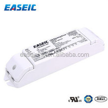 IP20 0-10v dimming led driver 350mA Output 30W LED Driver with UL TUV certification 5 years warranty