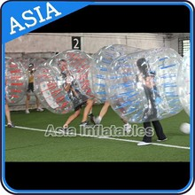 Giant Colors Stripes Inflatable Bumper Ball Bumperz Bubble Ball For Kids And Adults
