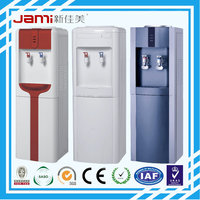 Stand Hot and Cold water dispenser with storage cabinet or refrigerator