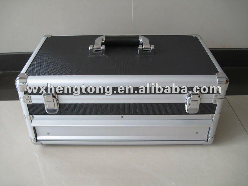 Bo te outils en aluminium avec tiroirs bo te outils id - Boite a outils avec tiroirs ...