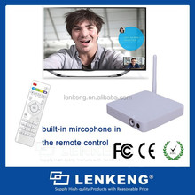 Individual Design Wireless Keyboard For Android Smart TV Easy Box Live Chat