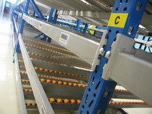 carton live storage roller rack Nanjing Inform