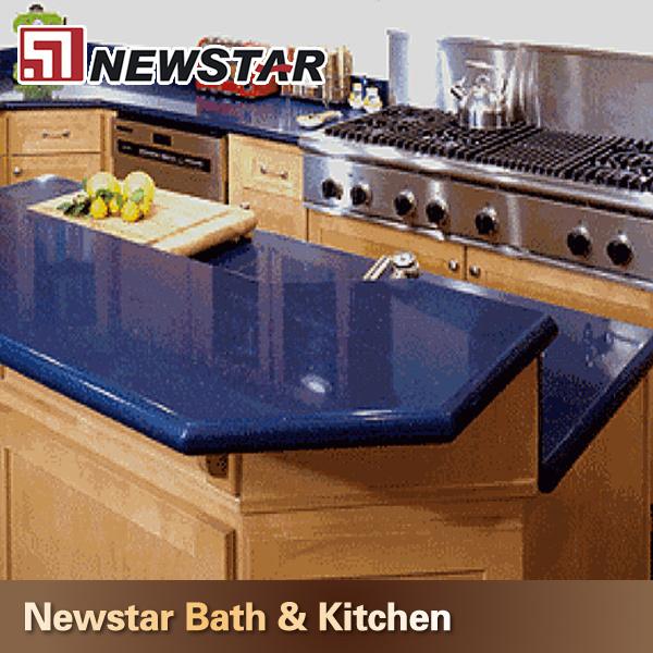 decoracao cozinha flat : decoracao cozinha flat:Blue Quartz Countertops