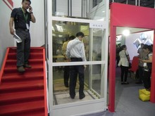 2 or 3 person use small electric lift specifical for small hoistway